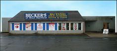 Becker's Gold Buying Location in Orange, CT: 374 Boston Post Road  Between Friday's and Home Depot