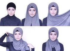 Check out how to style jersey hijab by the fashion blogger Nabiila Bee, it is a suitable hijab for both winter and summer. It's so simple to style and looks great on all faces shapes. Let the tutorial below help…