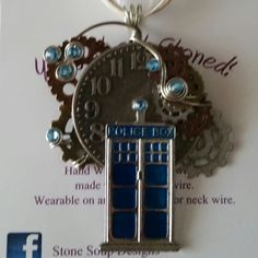 Doctor Who pendant