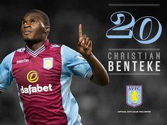 Christian Benteke Aston Villa Fc Wallpaper Aston Villa Fc, Best Club, West Midlands, Christian, Wallpapers, Wallpaper, Christians, Backgrounds