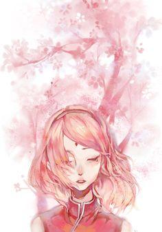 Tags: NARUTO, Haruno Sakura, Pixiv Id 3572344