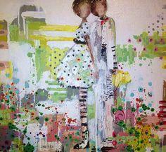 Oden no arco-íris .... artista Kim Schuessler. Discussão sobre LiveInternet - Serviço russo diários on-line