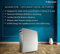 Don't let your health go worse with the fumes. Be a part of the solution, not the pollution.  Get yourself a life savior- #BLUEAIR 270E AIR PURIFIER. Buy NOW at:goo.gl/RfHwLW  Or Contact: Global Gadgets 52-A, Khan Market, New Delhi 110003 or Call us at - 8800089000 9899895000 #blueair #cleanair #healthyair
