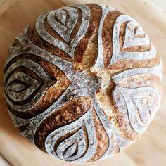 Artisan Bread Recipes, Sourdough Recipes, Sourdough Bread, Rock Crock Recipes, Soup Recipes, Bread Art, Bread Food, No Yeast Bread, Bread Shaping