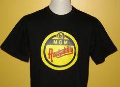 T-shirt MGM Rockabilly