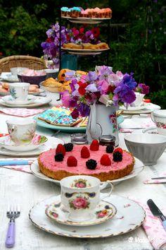 Wonderful Tea Party!