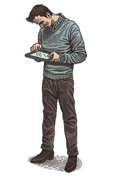 The Various Ailments Caused by Gadgets -- New York Magazine. gadgets sickness