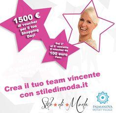 Vinci 2000 euro per rifarti il guardaroba con Carla's Angels!