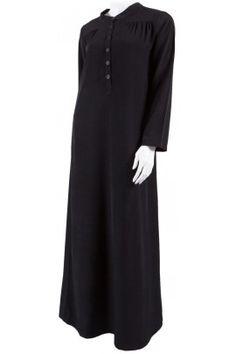 Abaya Manel Noire