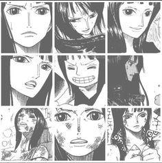 A Dark Past ~ Nico Robin