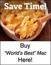 "Beecher's ""World's Best"" Mac & Cheese"