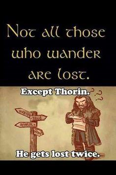Poor Thorin hahaha