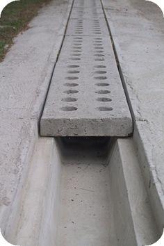 imagem de Grelhas e Canaletas de concreto - Neo-Rex