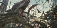 Paleontologist Jack Horner, who's been the dinosaur adviser to Steven Spielberg's 'Jurassic Park' and newest dino flick, 'Jurassic World,' admits that resurrecting dinosaurs today 'would be fun. Jurassic World Trailer, New Jurassic Park, Jurassic World 2015, Jurassic World Fallen Kingdom, Jurassic Movies, Michael Crichton, Falling Kingdoms, James Cameron, Musica One