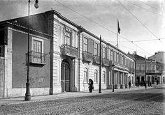 Lisboa de Antigamente: Museu Nacional dos Coches Reaes