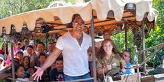 Who Dwayne Johnson Wants To Work With On The Jungle Cruise Movie