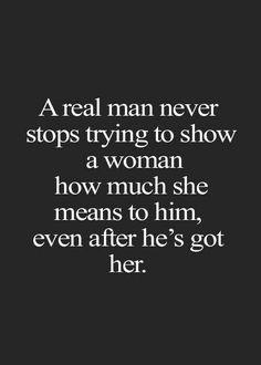 Sadly I've never had a man like this