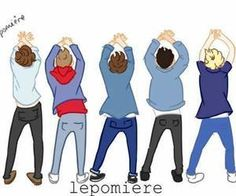 Best Song Ever One Direction Liam Payne Louis Tomlinson Harry Styles Niall Horan Zayn Malik 1D One Direction Drawing