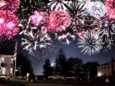 Best places to catch Michigan fireworks