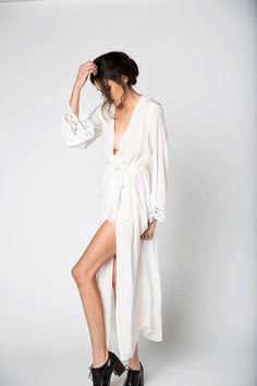 Alabama Gown - White | Stone Cold Fox