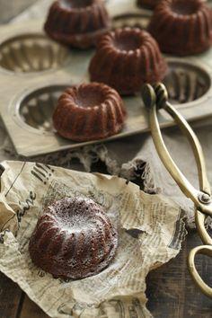 lovely little bundt cakes