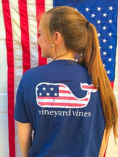 Vineyard Vines and American vibes
