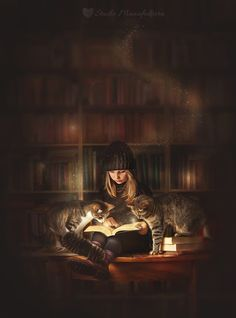Photograph Thieves books by Agnieszka Filipowska on is part of Reading art - I Love Books, Books To Read, My Books, Fantasy Magic, Fantasy Books, Reading Art, Girl Reading, Reading Aloud, Reading Library