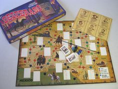 Desperado Board Game Western Mystery Whitehall CLEARANCE SALE