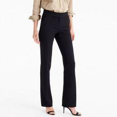 Edie full-length trouser in four-season stretch women pants c