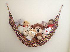 Crochet pattern Name: Happy Handy Hammock Pattern by: Katherine Armstrong