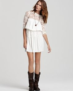 My dress for initiation for ΑΓΔ. I love freepeople!