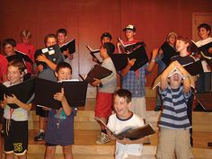Finding a Voice: Choral Singing Groups for Seattle-Area Kids - ParentMap