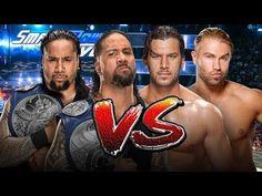 WWE 2K18| JEY USO & JIMMY USO (THE USOS) vs TYLER BREEZE & FANDANGO (BREEZANGO) Follow me on twitter : https://twitter.com/sarfohkantanka Please LikeShare & Subscribe for more videos. Enjoy. Other Videos WWE RAW 2K18| Rezar vs Brock Lesnar https://www.youtube.com/watch?v=R2SX5ZLPBaU&t=44s Kevin Owens vs Bray Wyatt Submission https://www.youtube.com/watch?v=lULmsbxJyCQ WWE Nick Miller vs Apollo Crews https://www.youtube.com/watch?v=YzLsCBs_I-I&t=7s Last man standing| Jason Jordon vs Kalisto…