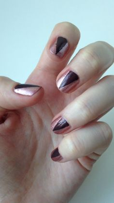 Fierce Fall Nail Design