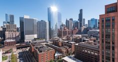 Fulton Market apartments offer great amenities and luxury living. Between River North and West Loop, Fulton Market is a rapidly developing neighborhood.