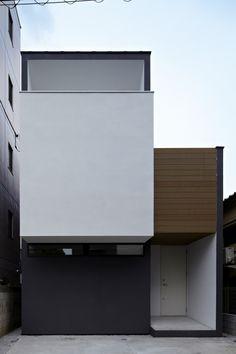 Kozo Yamamoto - NN House, Tokyo, Japan (2013) #houses #residential