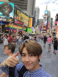 UP10TION Wei adventures in New York #업텐션 #웨이 Mingyu, Kpop, Olaf, Muse, Archive, Babies, Random, Heart, Babys