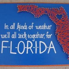 It's Great to be a Florida Gator!