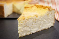 Pečený cheesecake – Snědeno.cz Fajitas, Cornbread, Cheesecake, Ethnic Recipes, Syrup, Millet Bread, Cheesecakes, Corn Bread, Cherry Cheesecake Shooters