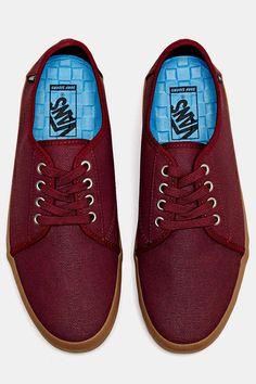 43c0c7e8c Vans Waxed Canvas Costa Mesa Men's Shoe Waxed Canvas, Vans, Check, Sneakers,