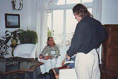 Richard Wright & David Gilmour