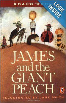 Level Q: James and the Giant Peach: Roald Dahl, Lane Smith: 9780140374247: Amazon.com: Books