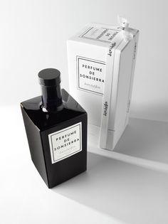 Perfume de Sonsierra, fantástico vino de la Rioja elaborado por Bodegas Sonsierra, y packaging de David Delfín.