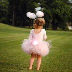 Bunny Tutu Costume @PoshTots