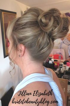 hair up, hair styling, wedding hair, updo, bridesmaids hair All Hairstyles, Wedding Hairstyles, Hair And Makeup Artist, Hair Makeup, Bridesmaid Hair, Bridesmaids, Wedding Hair Inspiration, Hair Updo, Updos