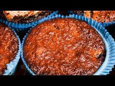Brioșe cu iaurt grecesc, fulgi de ovăz și afine - YouTube Deserts, Muffin, Breakfast, Youtube, Food, Greece, Morning Coffee, Essen, Postres