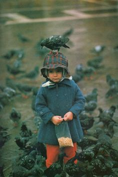 two little birds QvQ Precious Children, Beautiful Children, Beautiful Birds, Happy Children, Little People, Little Ones, Little Girls, We Are The World, People Of The World