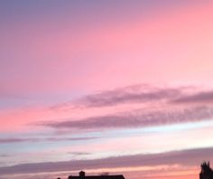 sky / clouds / sunset / sunrise / colorful / skies / beautiful / pretty / gorgeous / cloudy / creation / God's painting / aesthetic /  pink / purple / blue / pastel / lavender / lilac