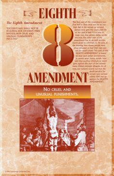 8th+Amendment | 8th Amendment + Death Penalty
