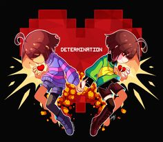 ♥ [ D E T E R M I N A T I O N ] ♥ | More artworks |